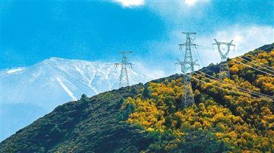 新疆新能源外送电量累计突破千亿千瓦时大关