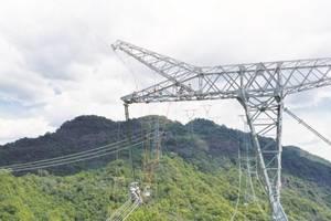 白鹤滩-江苏±800千伏特高压直流输电线路工程(鄂4标段)开工