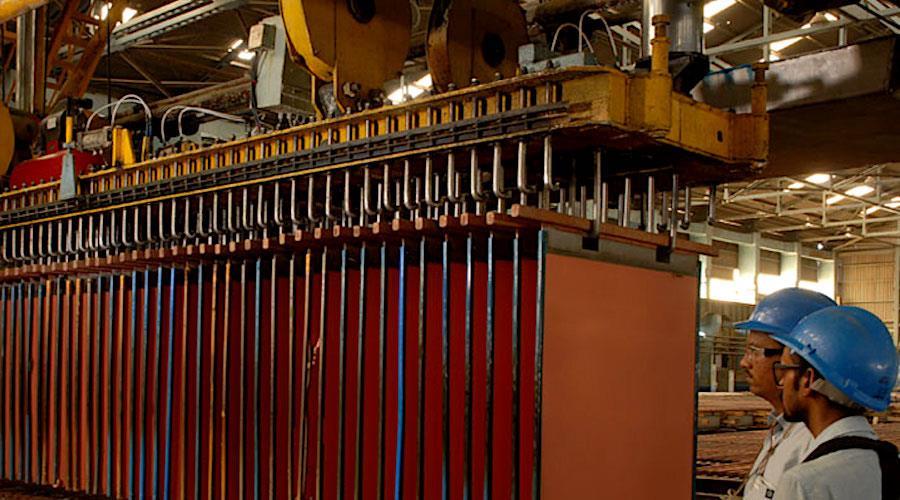 印度韦丹塔计划新建铜冶炼厂 年产能50万吨