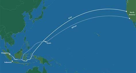 新加坡-美国海缆Echo拟于2023年第三季度建成