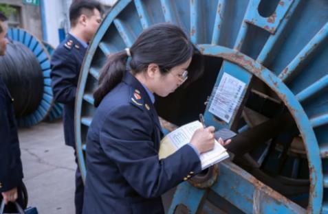 南昌市市场监管局完成电线电缆生产企业现场抽样工作