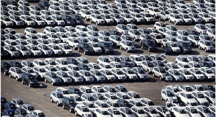 3月我国汽车整车出口13.2万辆 同比增45.5%