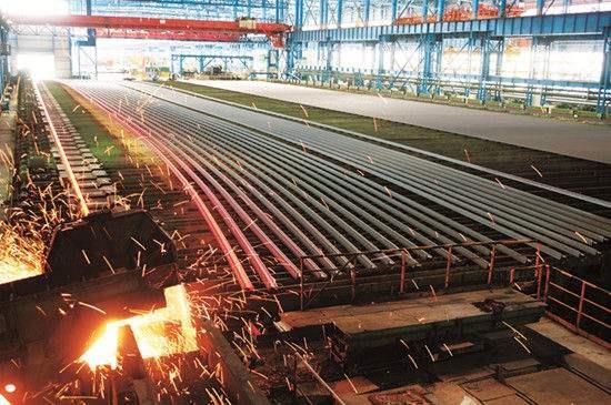 一季度新疆重点钢铁企业钢材产量为256万吨 同比增长35.7%