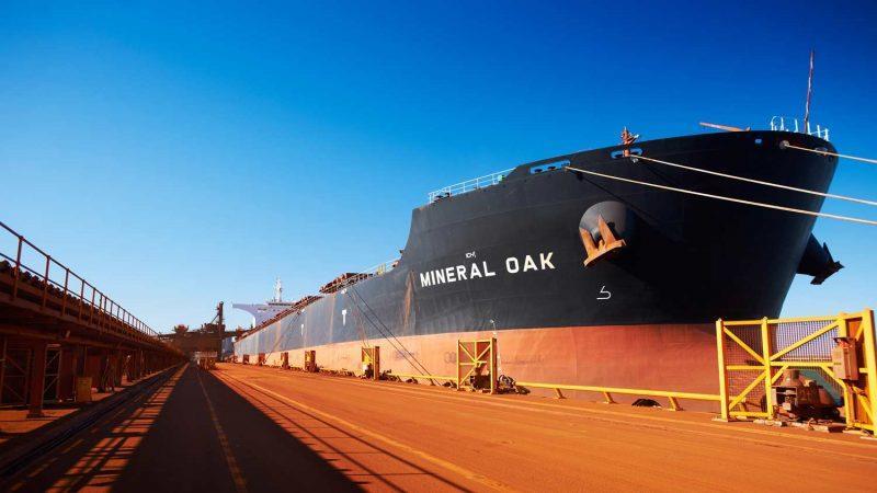 减排亮新招 必和必拓完成对船舶生物燃料首次加注