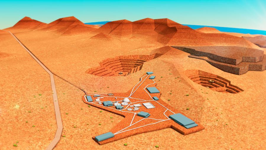环境法庭驳回重审 智利大型铜铁矿项目重获生机