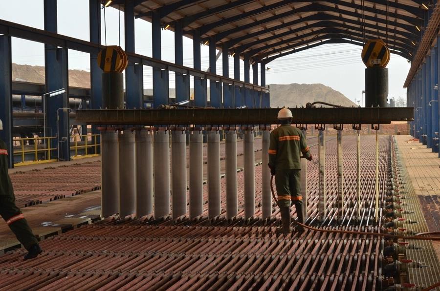嘉能可拟于2022年重启刚果(金)Mutanda铜钴矿生产