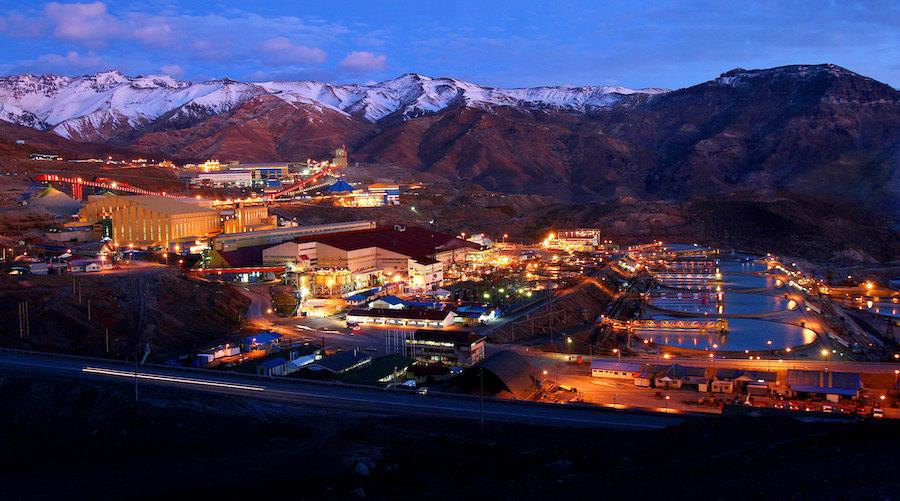 智利Codelco:冰川法案将导致40%铜产能无法正常运营