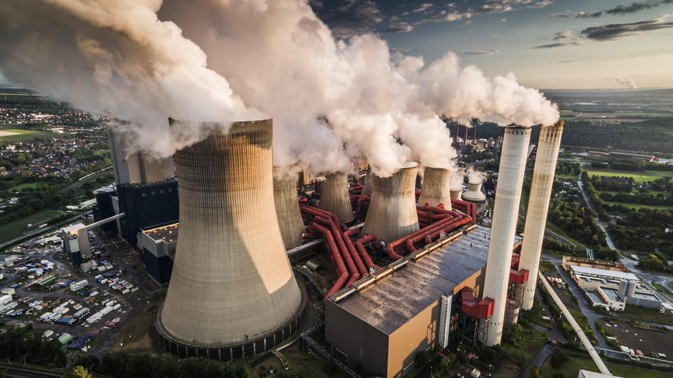 七国集团同意停止为新的燃煤项目提供国际支持