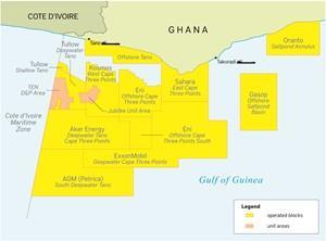 埃克森美孚确认退出加纳海上勘探项目