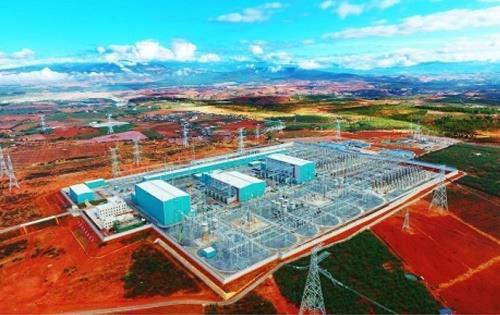 国家电网雅中—江西±800千伏特高压直流工程竣工投产