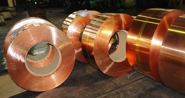 8月上旬我國流通領域電解銅市場價格每噸70211元