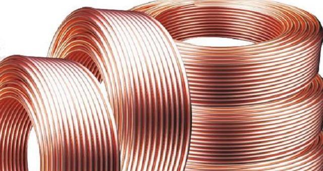 1-7月我國銅材產量1187.9萬噸 同比增0.5%