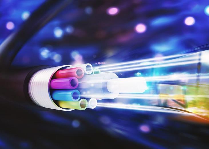 1-7月青海規上工業產品光纖產量324.09萬千米 同比增109.1%