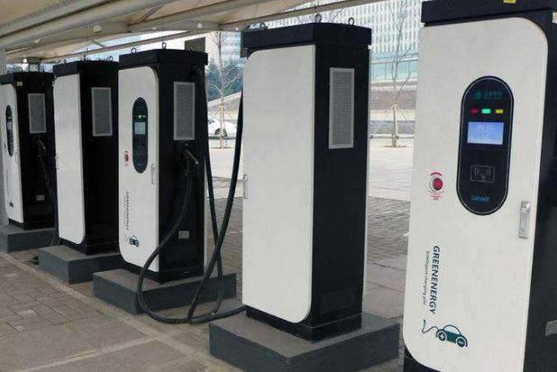 銅川市投運陜西單站容量最大的集中式公共充電站