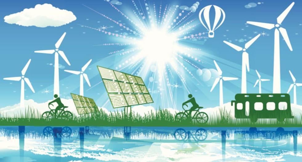 我國建成世界最大的清潔發電體系
