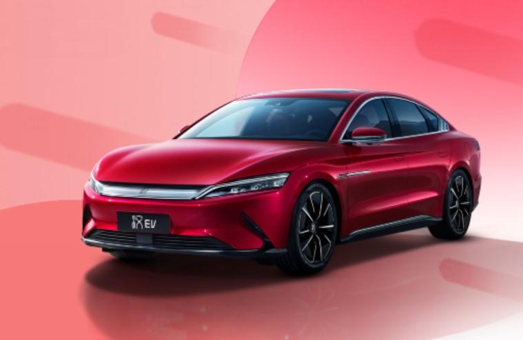 比亚迪汽车8月新能源汽车销量60508辆 同比增长331.9%