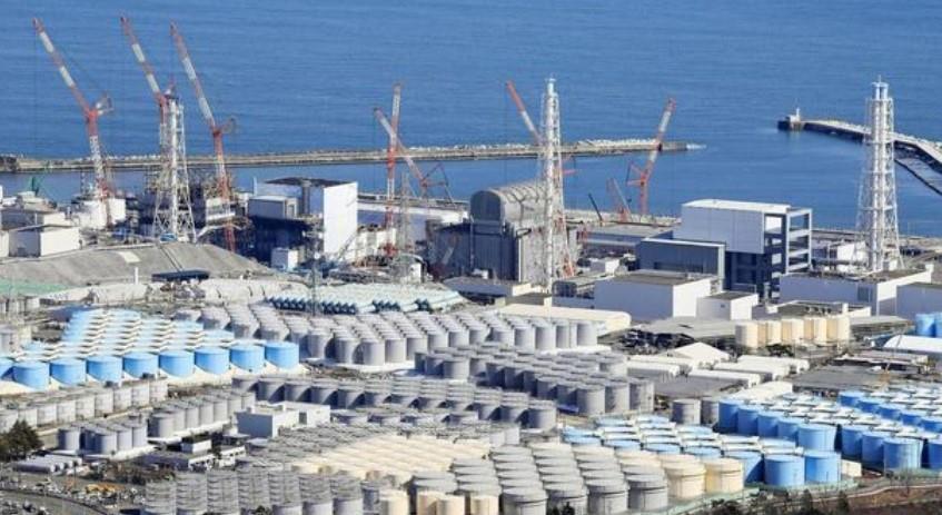 日本福岛第一核电站核污水净化装置受损