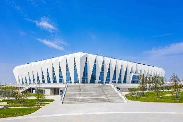 4万米点亮长安新地标!远东助力全运会场馆建设