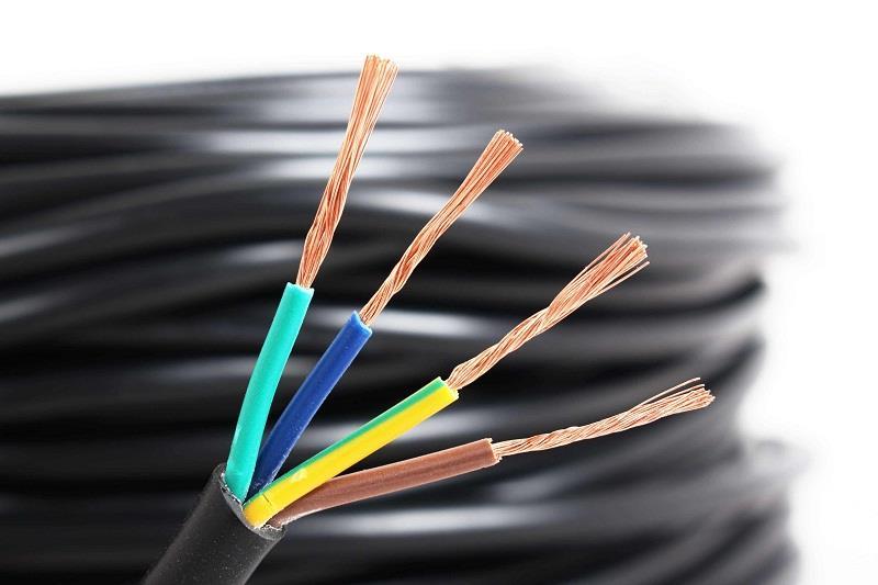 8月无锡电力电缆产量165602.87千米 同比增5.1%
