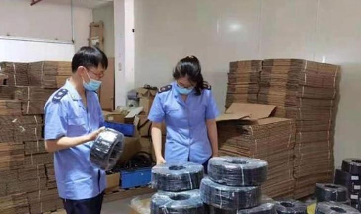 海南椰城电缆公司2批次电线电缆抽检不合格