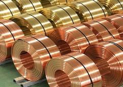 9月我国进口未锻轧铜及铜材约40.6万吨 进口额257.1亿元