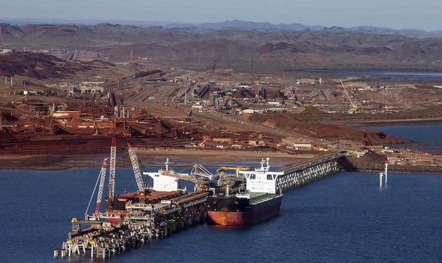 力拓下调2021年铁矿石出货量预测至3.2-3.25亿吨