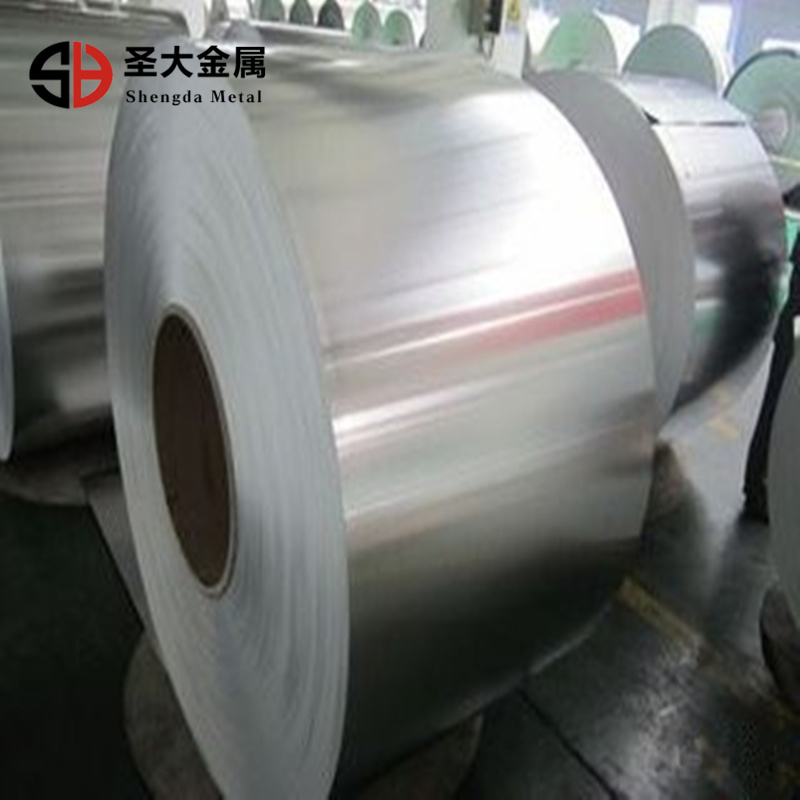 5052铝带 h32冲压铝带皮 规格分条