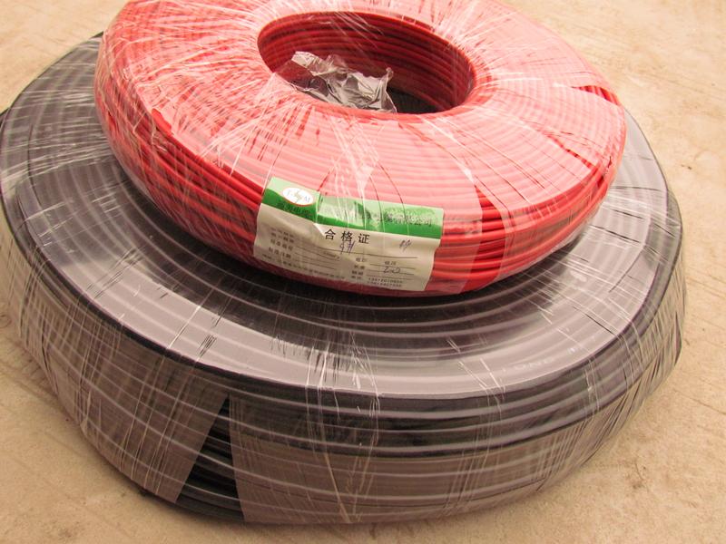 电动车线缆 四芯线缆