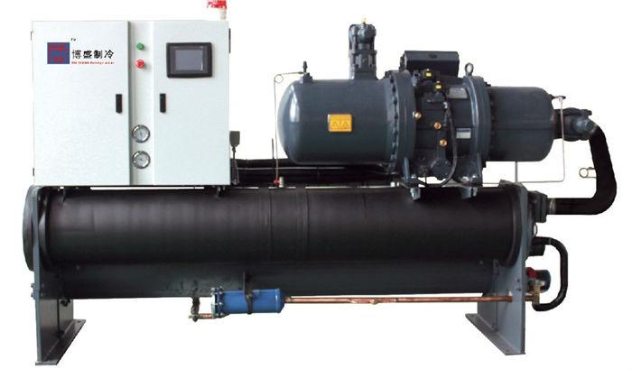 上海螺杆式冷水机,箱式水冷冷水机