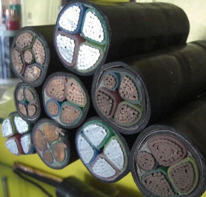 陕西矿用电力电缆厂家、西安矿用电力电缆价格