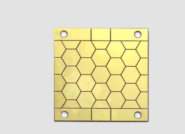 陶瓷双面线路板难点解析