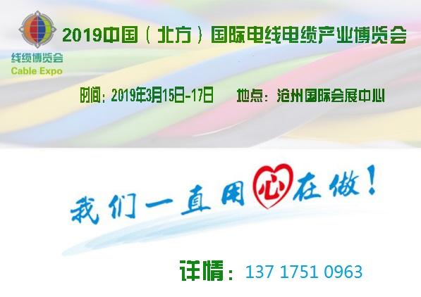 2019沧州国际线缆展会