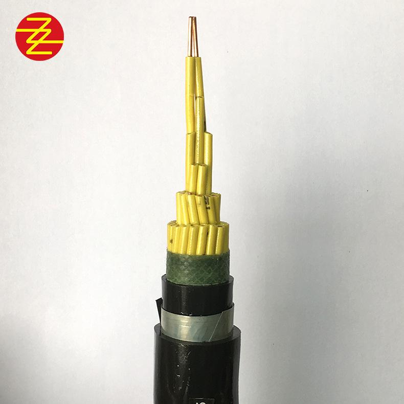 KVV22钢带铠装控制电缆