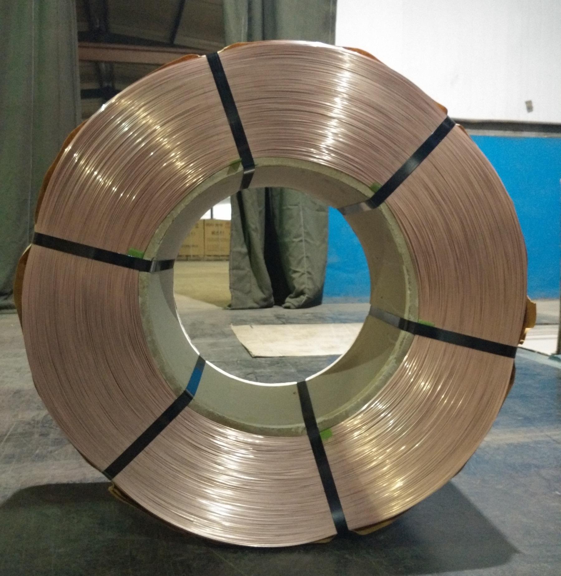 镀铜钢丝 山东创大钢丝