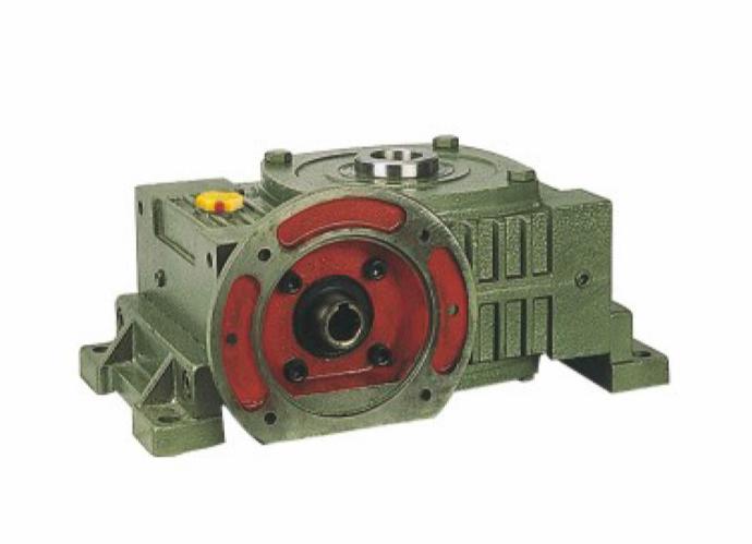 WP蝸輪蝸桿減速機(價格便宜 安裝靈活 使用量大)