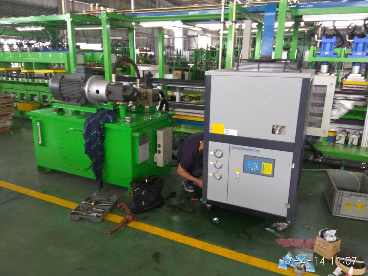 液压油冷水机专业的液压油降温设备