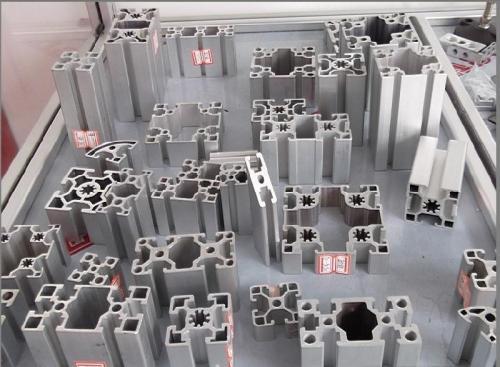 北京鋁合金型材走線架型材