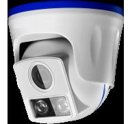 企业无线网络监控工程网络摄像机综合布线安装