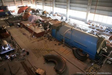 廊坊废旧厂房流水线生产线设备拆除回收公司