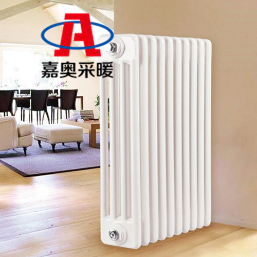 家用钢四柱钢制柱式暖气片工程用散热器批发厂家-嘉奥采暖