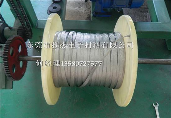 紫铜/镀锡铜编织线生产 /PET伸缩网管