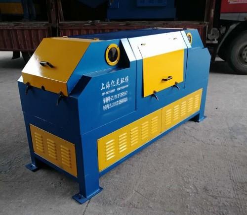 無酸洗砂帶拋光除銹機SD-08