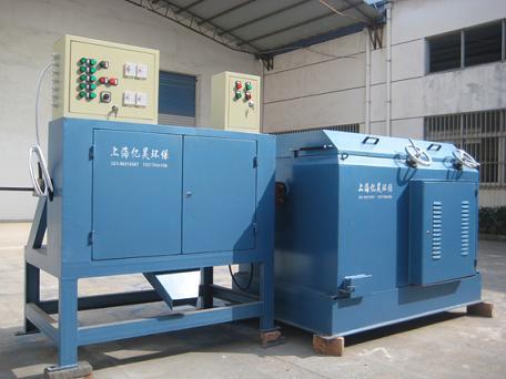 無酸洗環保暢銷產品SC-22B盤圓拉絲剝殼除銹機