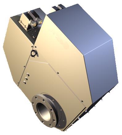 X射线交联电缆测偏仪