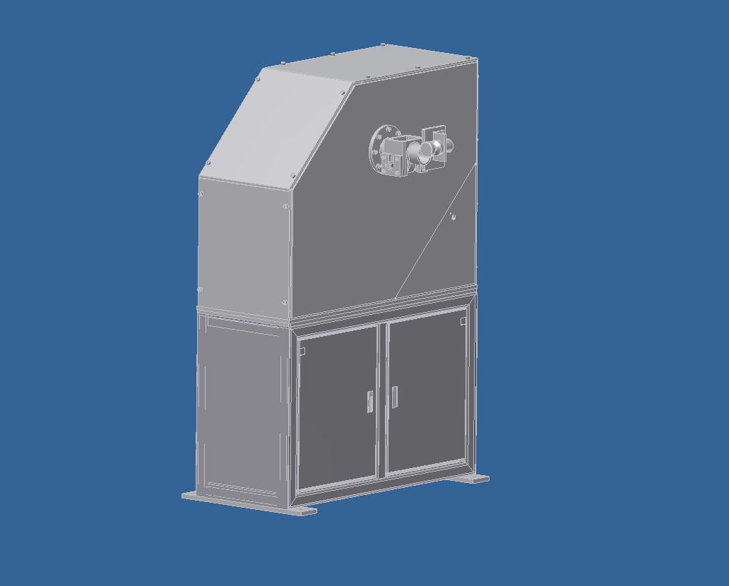 X射线式电缆测偏仪