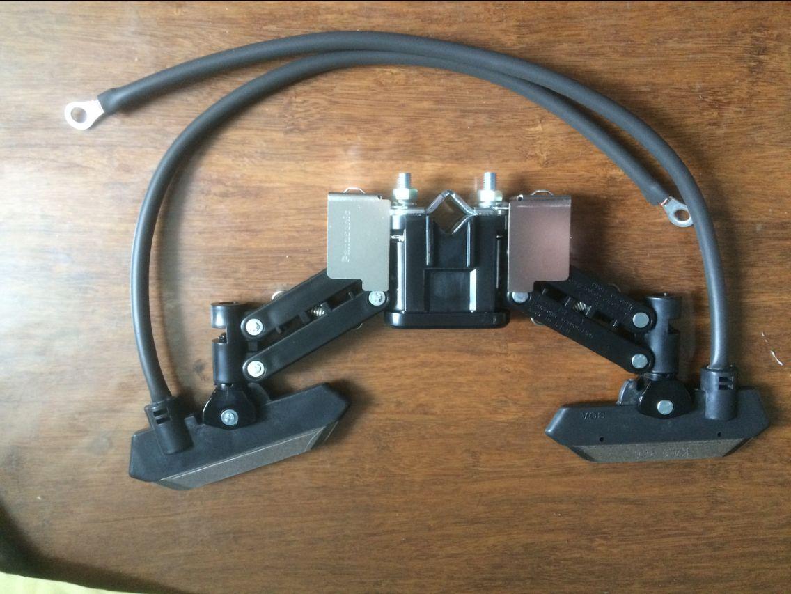 Panasonic双集电臂DH56911K1