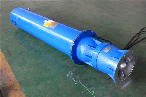 大功率深井電泵_流量大_節能高效_排水工程