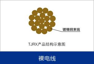 沈阳高温电缆厂供软铜绞线祼电缆