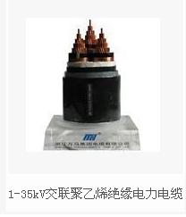 1-35kV交联聚乙烯绝缘电力电缆