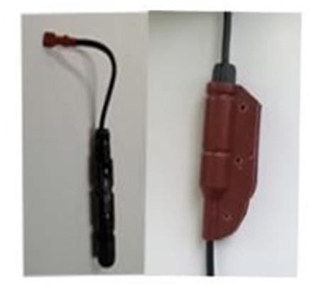 光伏连接器保护盒、板端连接器